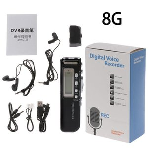 Digital Voice Recorder Professional Mini USB Pen Audio Mp3 Player Dictaphone