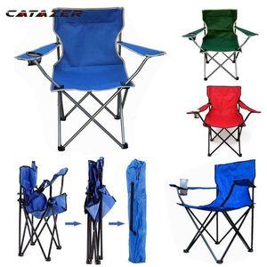 Световой складной стул Кемпинг Рыбалка сиденье портативный пляжный сад открытый кемпинг отдых для пикника пляжный стул