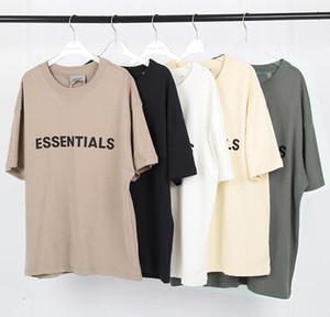 2021 Mens Stylist T Shirt Friends Men Women T Shirt High Quality Black White Orange essentials T Shirt designer clothes