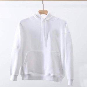 Yumuşak Pamuk Erkek Hoodies Hip Hop Moda Gevşek Adam Hoodie Bahar Antumn Kazak Hoodied Kış Streetwears Homme Giysileri S-5XL
