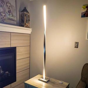 LED Floor Lamp Stand Bedroom Decoration Floor Light Bedside Reading Standing lights Living Room Indoor Coner Lighting