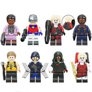 KF6140 Mini Minifig Brick Building Blocks Gift Toys Children