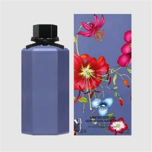 Factory direct WOMEN PERFUME 100ml LIMITED EDITION GORGEOUS GARDENIA EDT high quality long lasting time free fast shipping