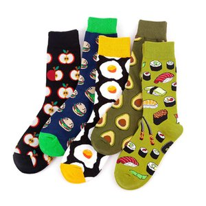 5 pairs of socks men's and women's mid tube in autumn winter fashion basketball