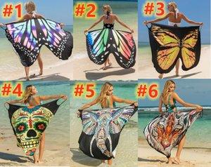 여성 cover-ups 여름 shawls 비치 드레스 인쇄 수영복 프리 사이즈 수영복 뜨거운 판매 수영복 패션 수영 착용 DHL 배송 4531