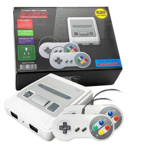 Video Game Console 620 game Double play for snes mini Retro game console hot sale