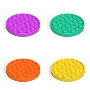 Among US Reversible Flip Pop It Fidget Toy Bubble Fidget Sensory Toy Decompression Toy Autism Anxiety Stress Reliever for Kids GWC6042