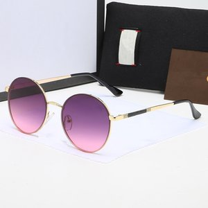 Top quality mens sun glasses luxury designer sunglasses man retro fashion style Square Frameless UV400 lens metal sunglass With box Free