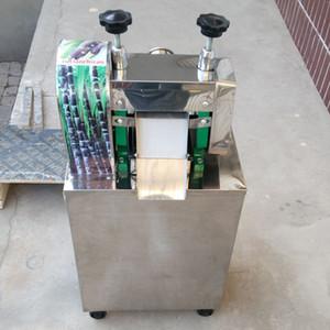 Yüksek kaliteli Sugarcane Sıkacağı Makinesi 750 W Sıcak Satış Elektrikli Sugarcane Suyu Extractor Küçük Dayanıklı Suyu Makinesi