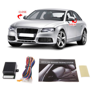 Universal Car Side Mirror Folding System Auto Side Mirror Folding Kit Universal Car Styling Car Accessories