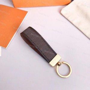 Leder Schlüsselanhänger Mode Frauen Luxus Schlüsselanhänger Herren Designer Schlüsselanhänger Mode Auto Liebhaber langer Typ Hohe Qualität