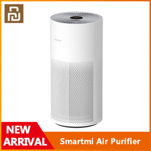 Smartmi Air Purifier for Home MIJIA Smart Fresh Air Cleaner Smoke Detector Portable HEPA Filter Sterilizer PM 2.5 Display from Xiaomi Youpin