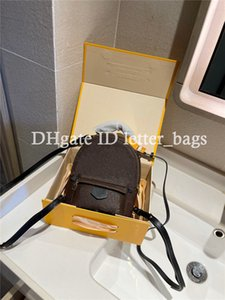 2021 SS знаменитый дизайнер рюкзак стиль простой письма молнии регулируемый наплечный ремешок на молнии твердой сумки женщины мода кошельки сумочек