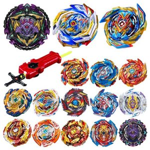 All Models Launchers Beyblade Burst Gt Toys Arena Metal God Fafnir Bey Blade Blades Sparking Toy Q0528