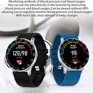 ساعة ذكية H30 بلوتوث HD ملء الشاشة SmartWatch مع عداد الخطى كاميرا Mic Compaitable Android PK DZ09 U8 مع مربع التجزئة DHL