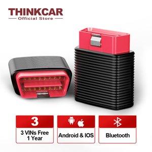 ThinkCar 2 Auto Auto Scanner Strumento diagnostico 15 Resets Systems Full Systems OBD2 Programma chiave Leggi Clear Code