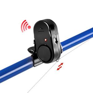 LED Electronic Light Fishing Alarm Alarm Bite Strike Sound Alarm Bell Aret Clip на рыболовном штанге полюс легко установлен