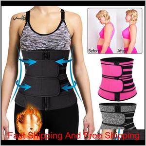 Waist Trainer Women Slimming Sheath Tummy Reducing Shapewear Belly Shapers Sweat Body Shaper Sauna Corset Work qylBDj home2006