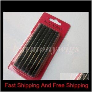 Fusion Keratin Glue Sticks 7mmx100mm For Glue Gun Hair Extension Tools For Tape Hair Extensio qyleCX topscissors