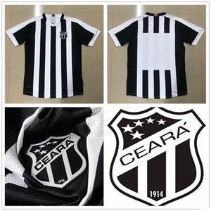 20 21 CEARA Jersey Football Sobis Carvalho Goncalves Jacare Cleber Oliveira Fabinho Go Lima Custom Custom 2020 Ceara SC Scoccer chemise Uniforme