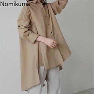 Nomikuma Shirt Bluse Blusas 3C207