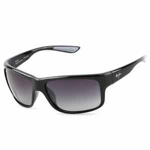 Brandmauijimmens sunglasses 815-53B high quality Polarized Lens UV400 Classic Brand Luxury Designers Sun glasses for women TR90 & Silicone frame &Case