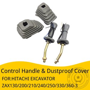 Control JoysticHandle for HITACHI Excavator Accessorie ZAX130 200 210 240 250 330 360-3 Dustproof Cover