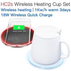 JAKCOM HC2S Wireless Heating Cup Set New Product of Wireless Chargers as uchwyt do telefonu oneplus 9 pro