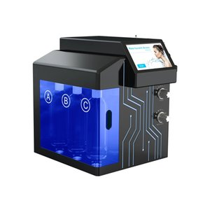Dermabrasão Hydrafacial multifuncional 4in1 Spa Hydra Facial Diamante Descascamento Hydro Água Microdermoabrasão Acne Máquina de Tratamento Beleza Equipamento