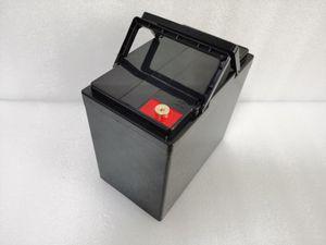 Home Backup Power 12V 120AH Capacidade Lifepo4 12.8V bateria solar bateria Pacote de lítio recarregável RV com BMS para acampamento ao ar livre