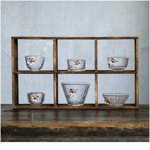 1pc tazza di tè in vetro cinese kungfu set da tè in porcellana tazza da tè tazza di tè accessori puer tazza di latta piccolo b qylhwt