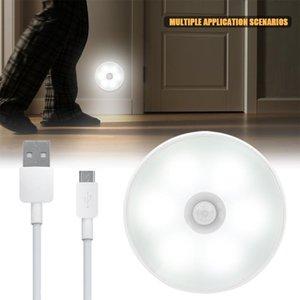 Bedroom stairway doorway baby room Smart Devices infrared sensor rechargeable LED night light