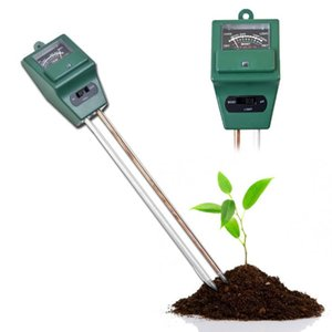 New Arrival 3 in 1 PH Tester Soil Detector Water Moisture humidity Light Test Meter Sensor for Garden Plant Flower SN2394