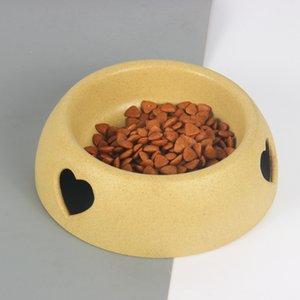 Pet Cat Dog Bowl Creative Lovely Fashion Hanging Design Pet Food Bowl Pet Feeder Bowl Dog Cat Feeder Water Food Bowls Product GWD11075