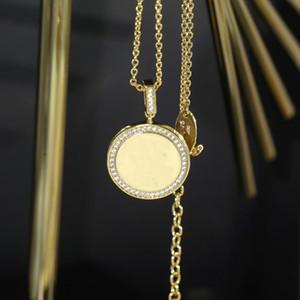 V designer letter necklace gold silver Rose gold necklace145 V letter necklace for women
