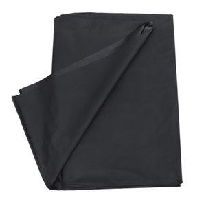 Sheets & Sets 1pc Black Waterproof Bed Sheet PVC Cover SPA Pad Massage Mat Cussion Adult Oil Bedding 220x130CM