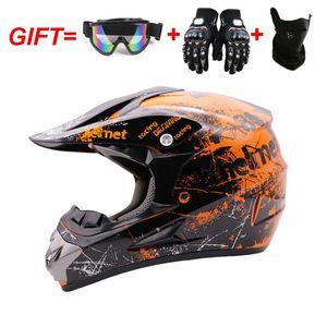 2021 Latest Motocross Helmet Off Road Professional ATV Cross Helmet DH Racing Motor Dirt Bike Capacete de Moto cas
