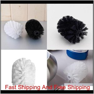 Durable Toilet Brush Head Universal Holder Replacement Tool Cleaning Brush Head For Toilet Bathroom Wc Clean Tool Accessory 8S1Fi Urpid