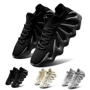 2021 Горячие Продажи высококачественные мужские и женские спортивные туфли на открытом воздухе баскетбол сетка дышащая восемь когтей пара кроссовки летом модный досуг работает GS450
