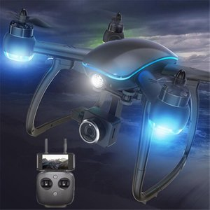 5G GPS بدون طيار فرش موتور كوادكوبتر مع كاميرا HD GIMBAL ESC كاميرا بدون طيار 3D تحيط الطيران هليكوبتر المهنية