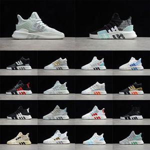 2021 새로운 EQT BASK 지원 망 러닝 신발 저렴한 EQTADV CHAUSSURES 디자이너 여성 미래 93 17 TRPILE 블랙 화이트 EQT 스포츠 스니커즈