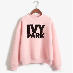 Wholesale- Beyonce IVY PARK Sweatshirt Winter Women 2019 Womens Sweatshirts Hoodies Long Sleeve Fleece Print Tracksuit Hoodies NSW-20003