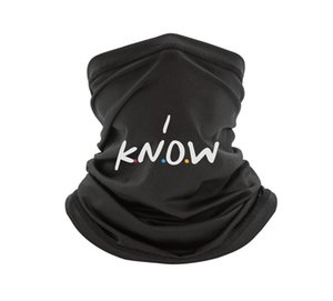 I Know Friends scarfs Men Monica Joey Chandler Sitcom Quotes Funny 90s Rachel Tv Show Pure Cotton Tees Short Sleeve scarf