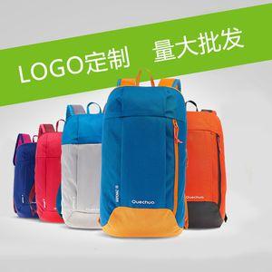 Decathlon the same outdoor sports leisure mountaineering Travel Backpack waterproof advertising gift bag