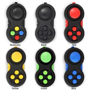 Game Fidget Pad Stress Reliever Squeeze Fun Magic Bureau Speelgoed Handvat Speelgoed Stress Decompressie Gift Sleutel Mobiele