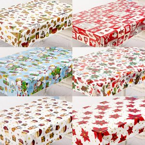 Disposable Table Covers Lightweight Printing Tablecloth Waterproof Kitchen Dining Cloth Rectangle Cover Home Decor Sweet