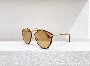 Sunglasses For Men and Women Summer style SOREALRISE Anti-Ultraviolet Retro Plate Full frame fashion Eyeglasses Random Box