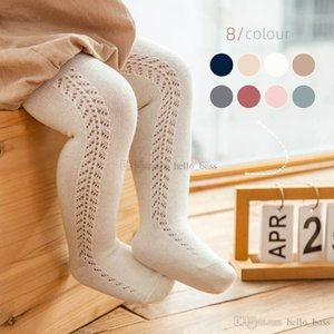 Baby Leggings Leggings Pants Girls Lace Tights Kids Clothes Girls Pantyhose Cotton Spring Summer Toddler Clothes 0-5Y B4341