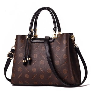 HBP 2021 new fashion old flower handbag slant cross bag multi-functional middle-aged mother bag original bag original picture.