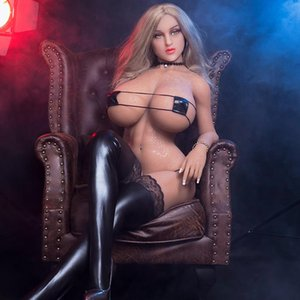 155cm Muscle Sex Dolls TPE Real Adult Sexy Toys Big Breast Love Doll Realistic Ass Vagina Pussy For man male masturbation